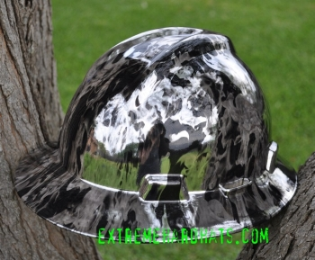 Extreme Chrome Hard Hats