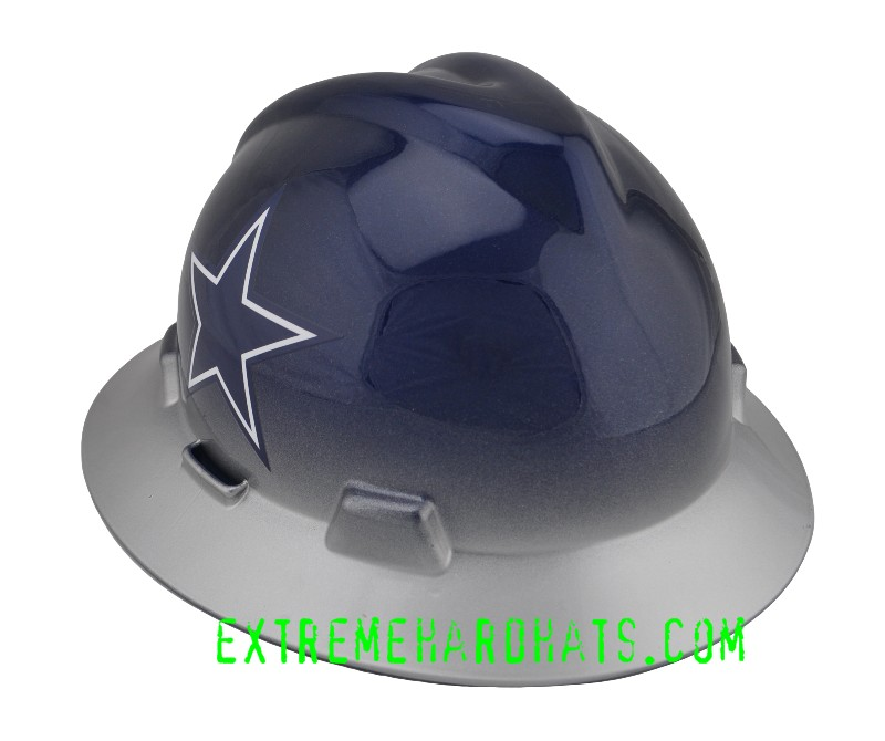 Dallas Cowboys Big Star NFL Football Professional MSA Hard