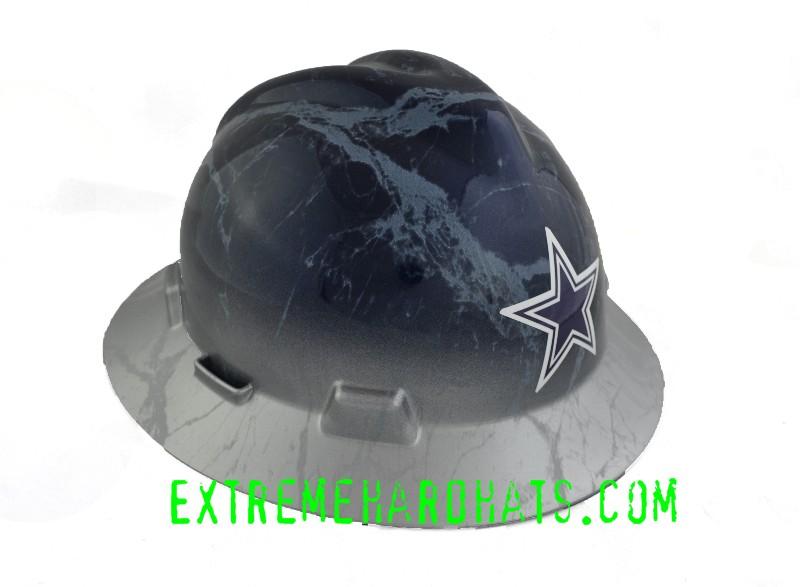 a2a4b0b9c3f Dallas Cowboys NFL Football Professional MSA Hard Hat Oilfield