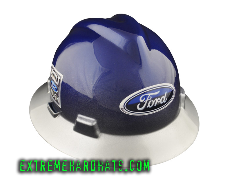 4bfda7d7160 Ford Extreme Hard Hat Oilfield Construction