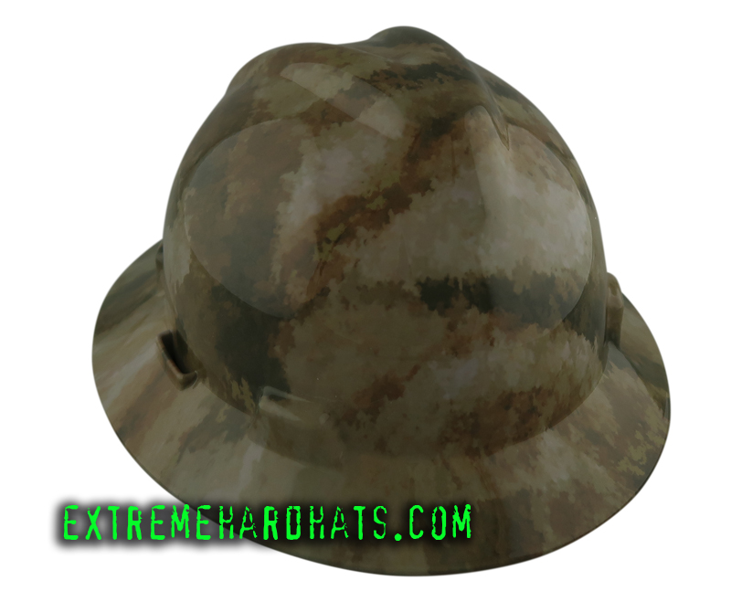 27632eb441b Multicam Military Camo ATACS Camoflauge Hard Hat Oilfield
