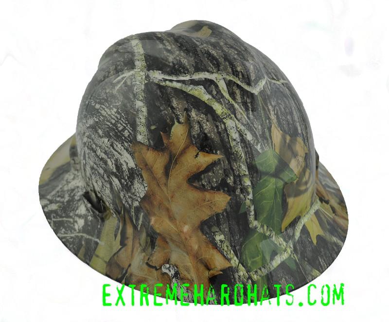 1db9779777904 Mossy Oak Custom Cool Camo Camoflauge Hard Hat Oilfield