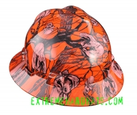 Extreme Hardhats Next FLX Flex Hard Hat Oilfield Construction