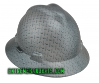Extreme Hardhats Diamond Plate Cool  Hard Hat