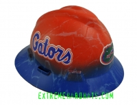 Extreme Hardhats Florida Gators Football Hard Hat