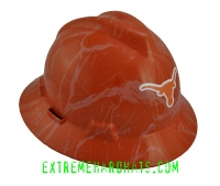 Extreme Hardhats Texas Longhorns BCS Razorbacks Hard Hat