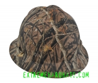 Extreme Hardhats Matthews Mathews Lost Camo Hard Hat